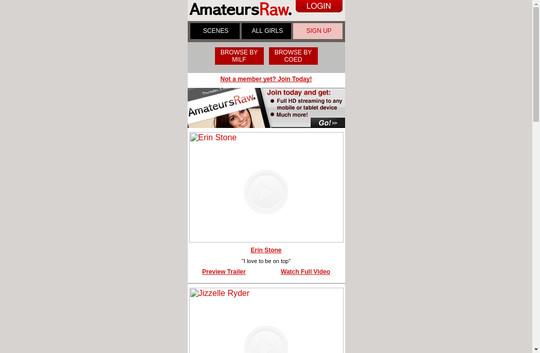 amateursraw.com