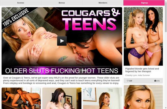cougarsandteens.staxxx.com
