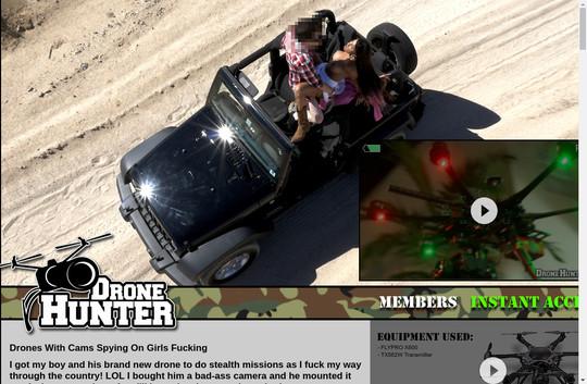 dronehunter.com