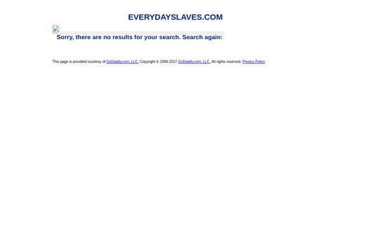 everydayslaves.com