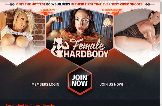 female hard body
