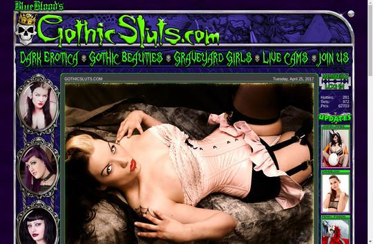 gothicsluts.com
