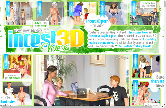 incest3dvideos