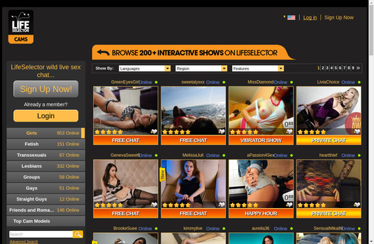 lifeselectorcams