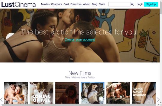 lust cinema
