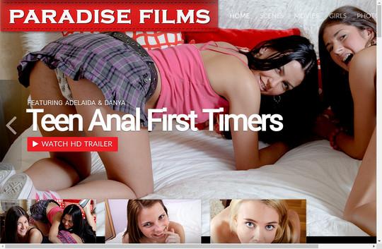 paradise -films