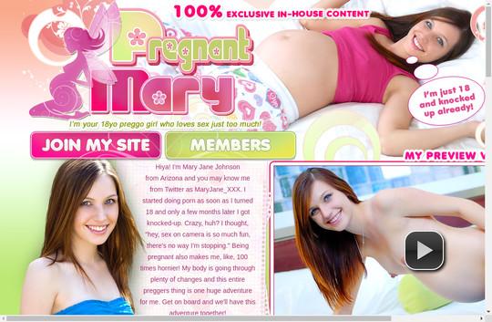 pregnantmary.com
