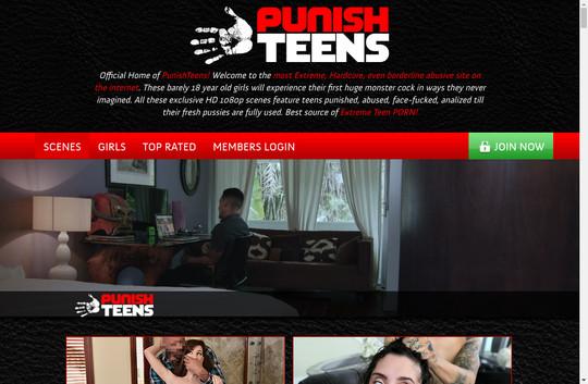 punish teens