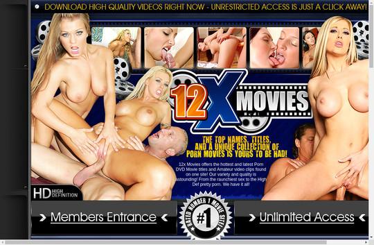 12x movies