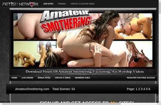 amateursmothering.com