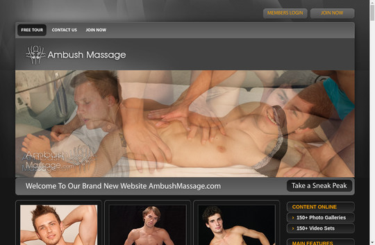 ambushmassage