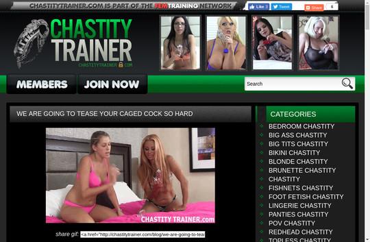 chastitytrainer