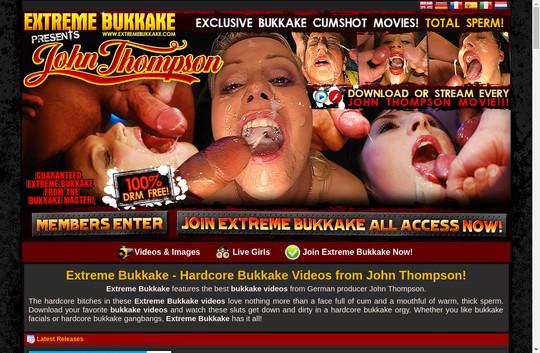 extremebukkake.com