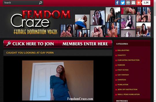 femdom craze