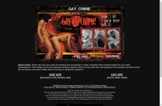 gay crime