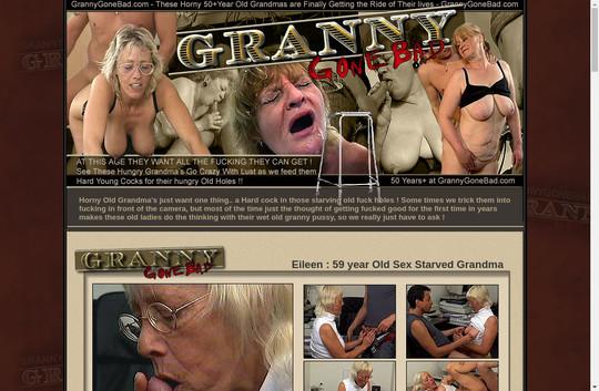 grannygonebad.com