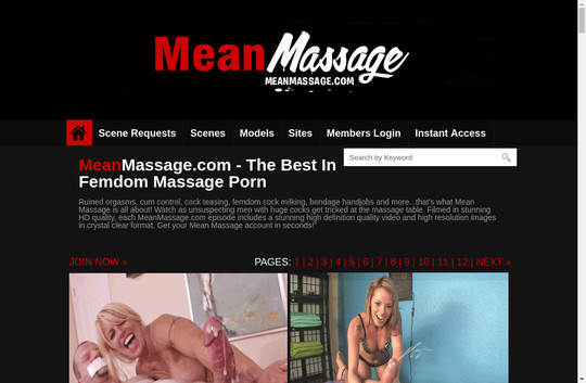 mean massage