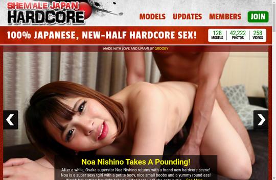 shemalejapanhardcore.com