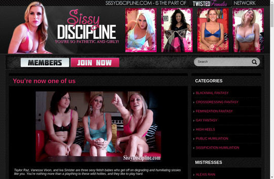 sissydiscipline.com