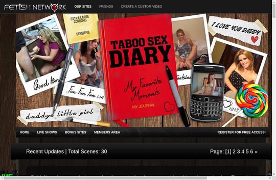 taboosexdiary