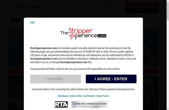 thestripperexperience.com