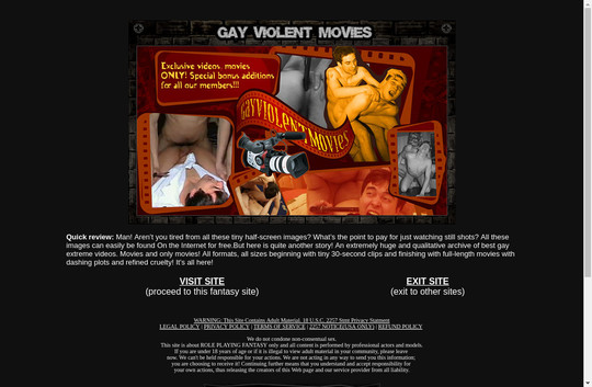 truegayviolentmovies