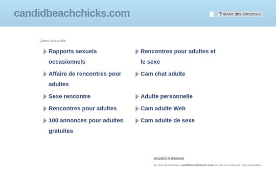 candidbeachchicks.com