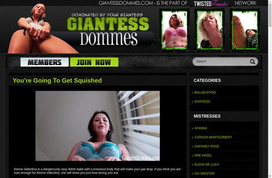 giantessdommes