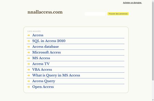 nn all access