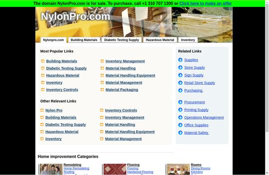nylonpro.com