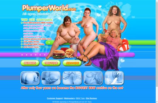 plumperworld.com
