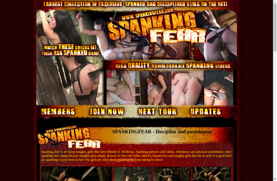 spankingfear