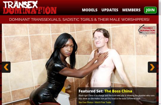 transexdomination