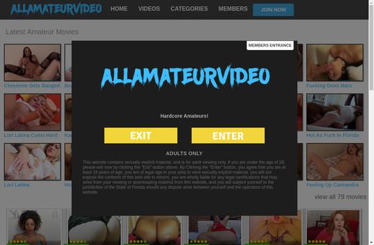 allamateurvideo.com