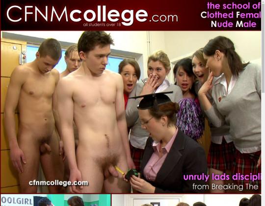 British College Cfnm