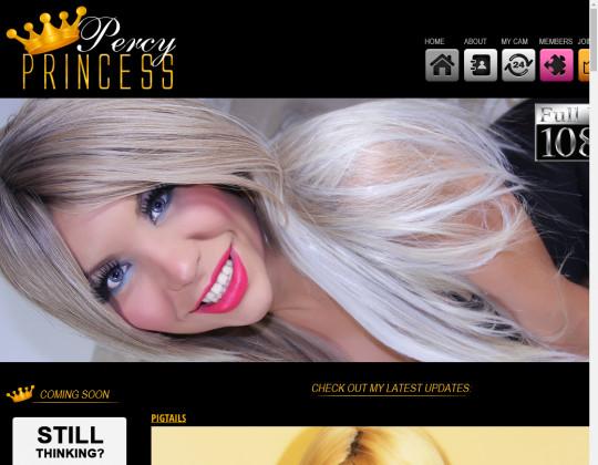 percy princess