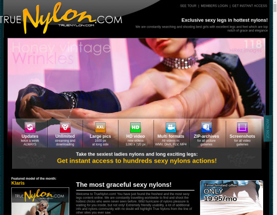 true nylon