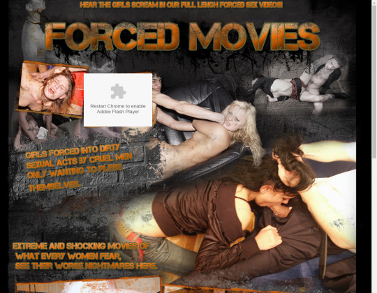 forced sex movies