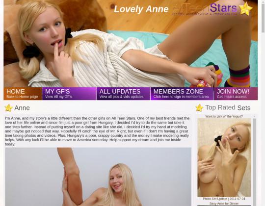 lovely anne