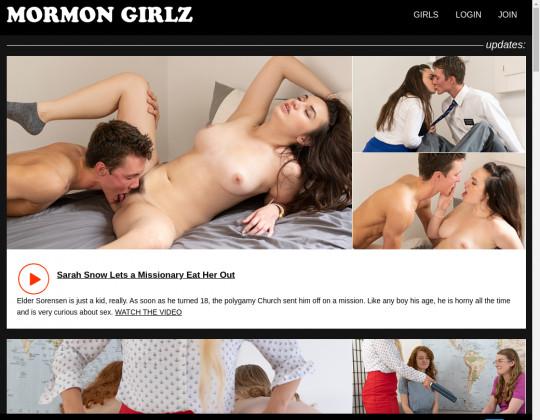 mormon girls