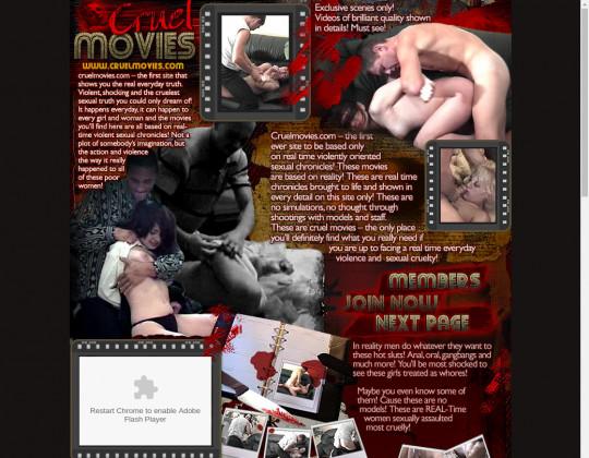 real cruel movies