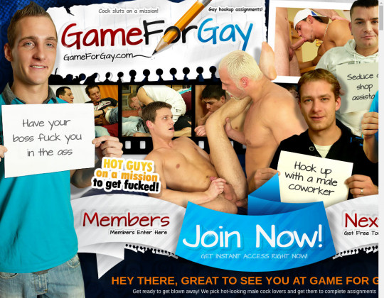 game for gay