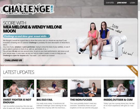 melone challenge