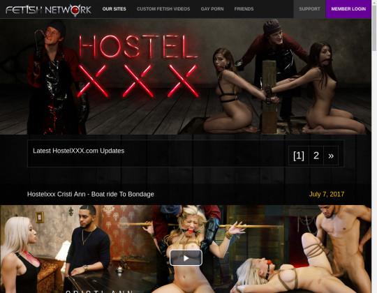 hostel xxx com