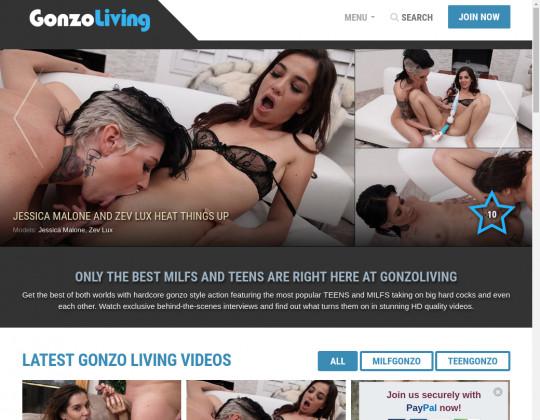 gonzo living