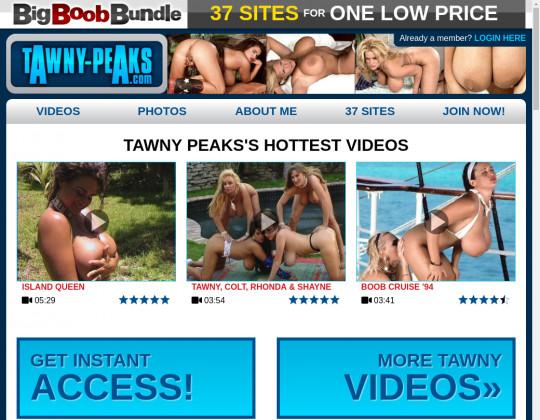 tawny peaks