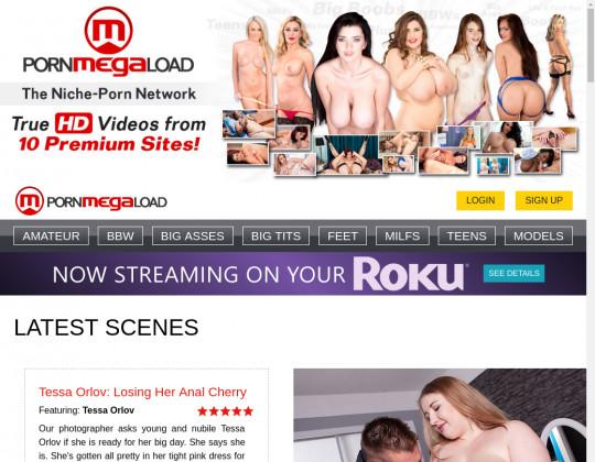 default tour porn mega load