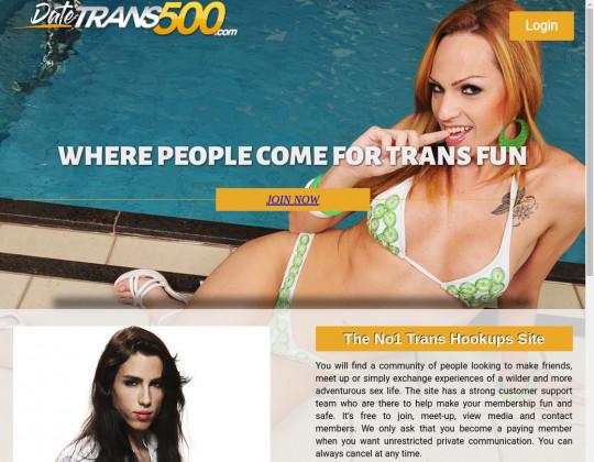 date trans500
