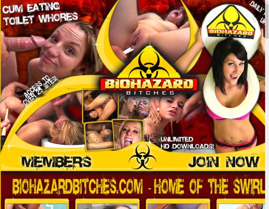 bio hazard bitches