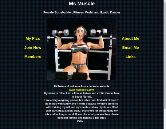 ms muscle